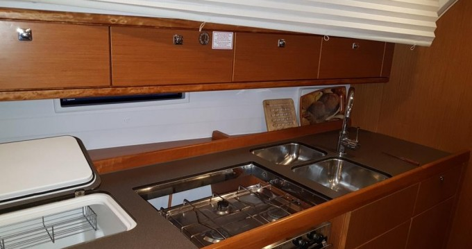 Bootverhuur Lefkada (Island) goedkoop Cruiser 41