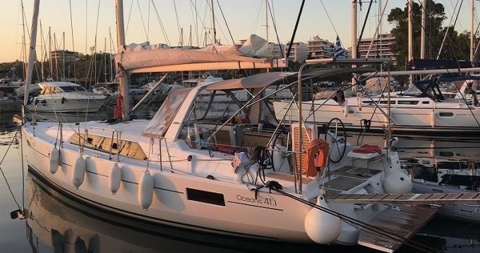 Jachthuur in Lefkada (Island) - Bénéteau Oceanis 41.1 via SamBoat