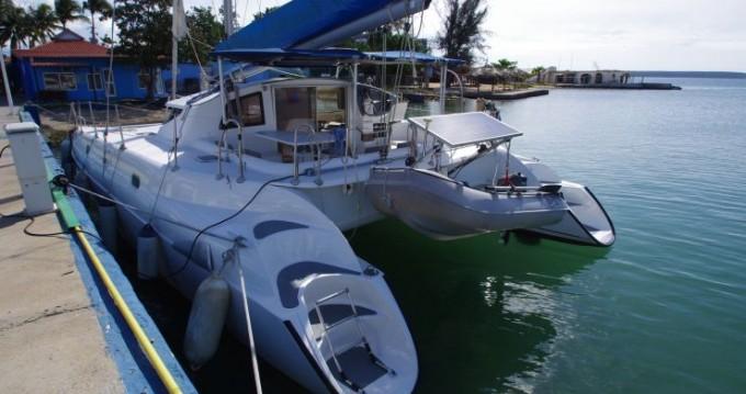 Bootverhuur Fountaine Pajot Athena 38 in Cienfuegos via SamBoat