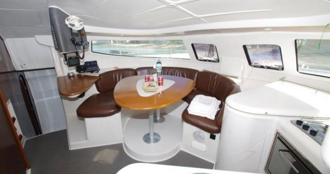 Verhuur Catamaran in Cienfuegos - Fountaine Pajot Athena 38
