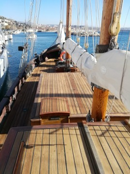 Verhuur Zeilboot in Marseille - Chantier-Brauer-Hambourg GOELETTE