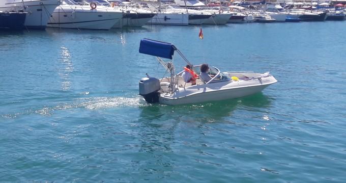 Jachthuur in Fuengirola - MV Marine 740 via SamBoat