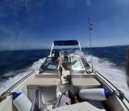 MV Marine 740 te huur van particulier of professional in Fuengirola
