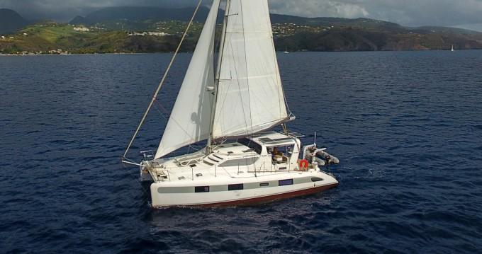 Jachthuur in Les Trois-Îlets - Dean Dean 441 via SamBoat