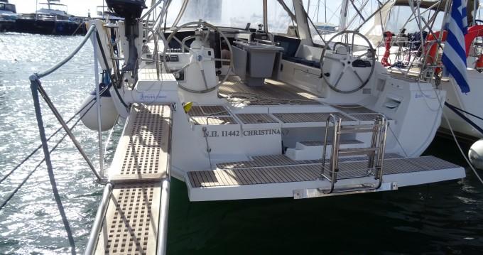 Bootverhuur Athene goedkoop Oceanis 45
