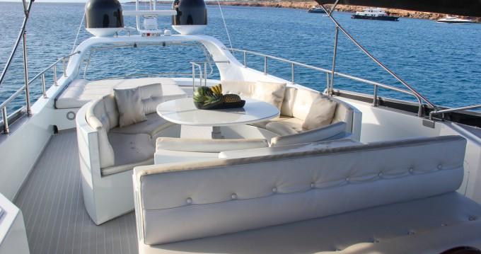 Bootverhuur Baglietto Baglietto 24 in Ibiza Island via SamBoat