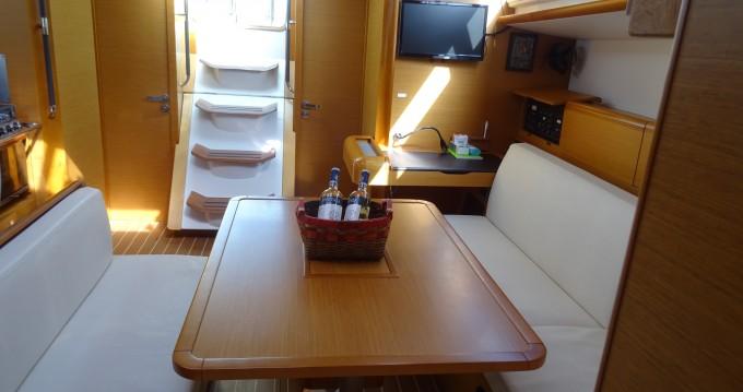 Verhuur Zeilboot in Athene - Jeanneau Sun Odyssey 469