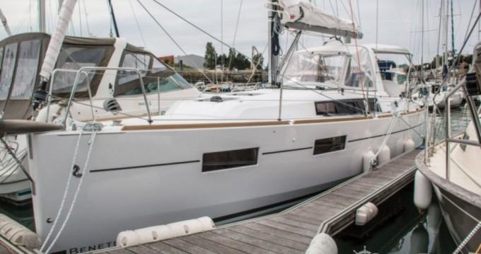 Bénéteau Oceanis 35 te huur van particulier of professional in Les Sables-d'Olonne