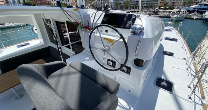 Catamaran te huur in Ibiza Town voor de beste prijs