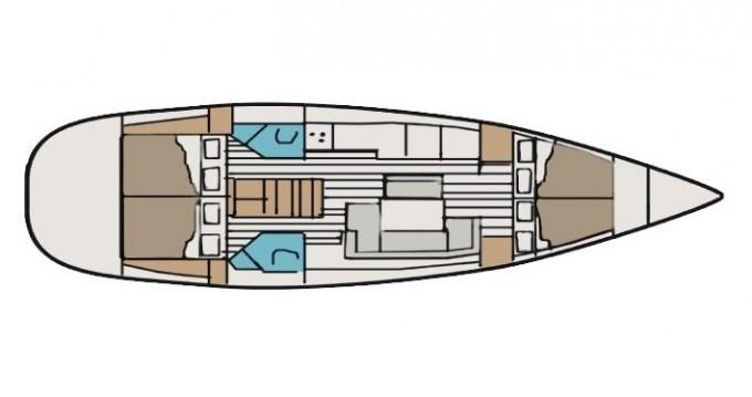 Bootverhuur San Miguel De Abona goedkoop Sun Odyssey 44i