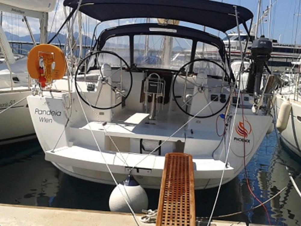 Bootverhuur Dufour Dufour 450 GL in Marmaris via SamBoat