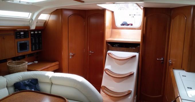 Bootverhuur Scarlino goedkoop Sun Odyssey 45