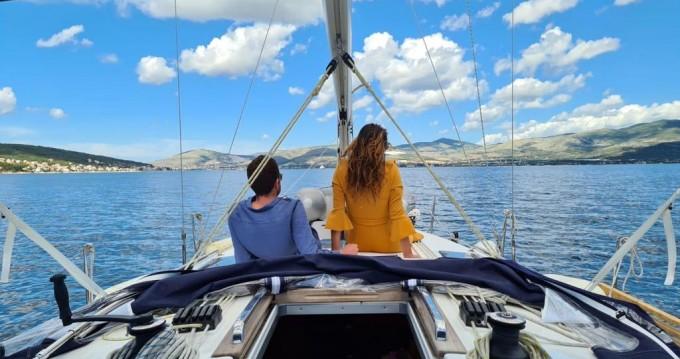 Huur een Bavaria Cruiser 37 in Split