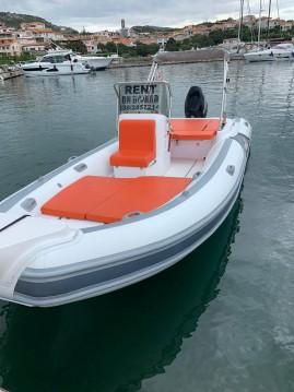 Verhuur Rubberboot Motonautica-Vesuviana met vaarbewijs