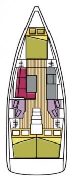 Jachthuur in Castiglioncello - Bénéteau Oceanis 38.1 via SamBoat