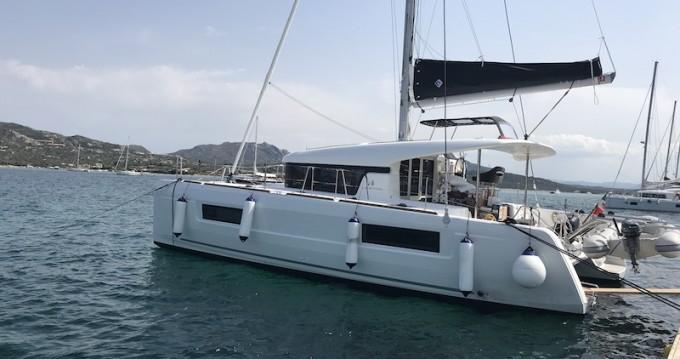 Jachthuur in Salerno - Lagoon Lagoon 40 via SamBoat
