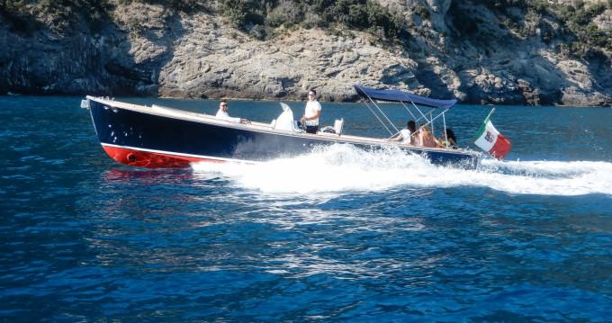 Verhuur Motorboot Longisland met vaarbewijs