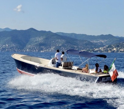 Longisland Sportsman 33 te huur van particulier of professional in Portofino
