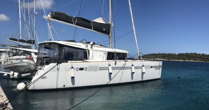 Verhuur Catamaran in  - Lagoon Lagoon 450F