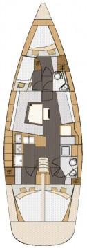 Jachthuur in Pula - Elan Impression 45 via SamBoat