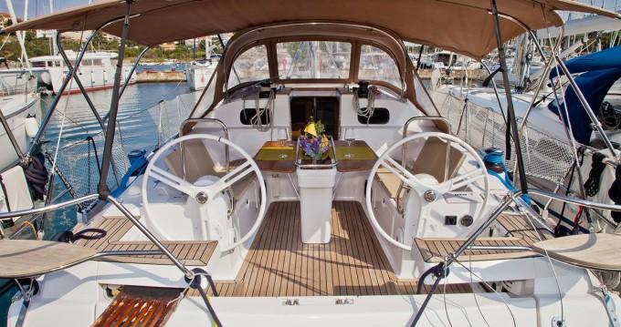Verhuur Zeilboot in Pula - Elan Impression 45