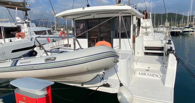 Bali Catamarans Bali 4.3 te huur van particulier of professional in Salerno