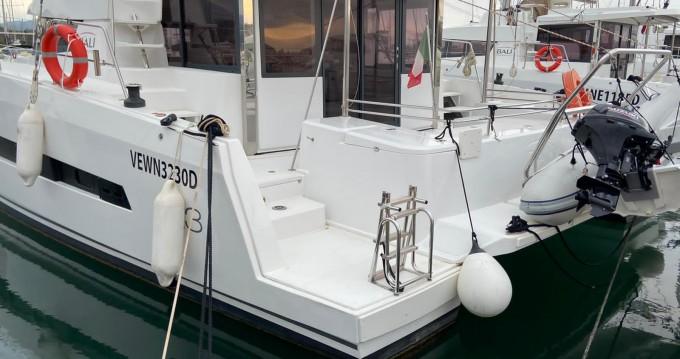 Jachthuur in Salerno - Bali Catamarans Bali 4.3 via SamBoat