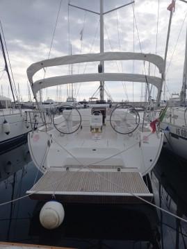 Bootverhuur Salerno goedkoop Cruiser 46