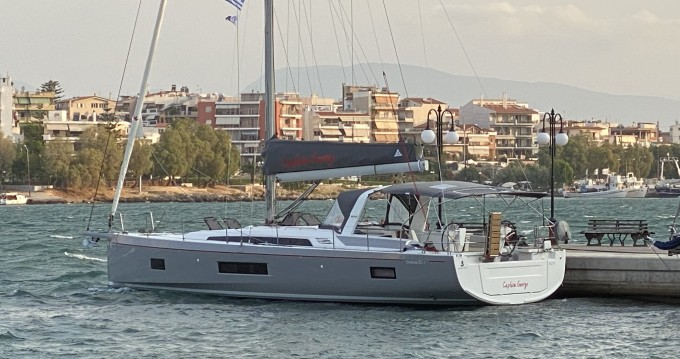 Verhuur Zeilboot in Skiathos - Bénéteau Oceanis 51.1 (AC, Gen, Watermaker)