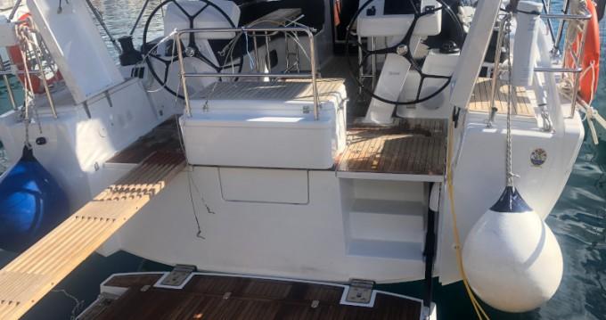 Verhuur Zeilboot Hanse met vaarbewijs