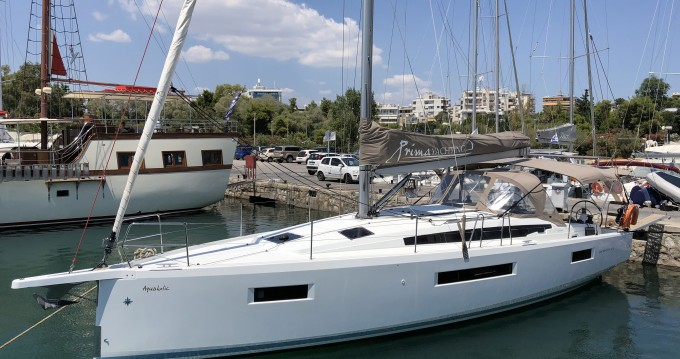 Bootverhuur Jeanneau Sun Odyssey 410 ( INVENTER)  in Athene via SamBoat