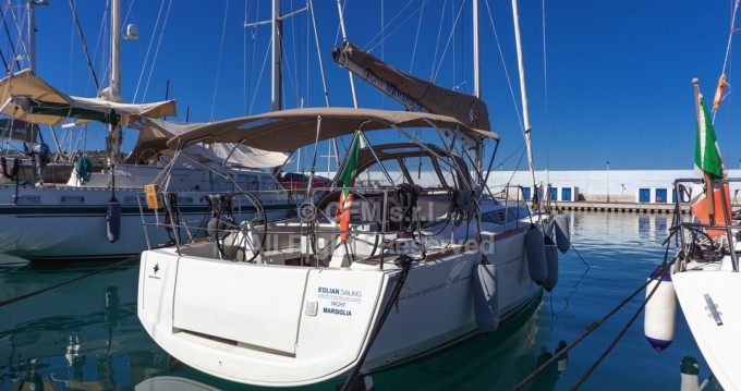 Bootverhuur Jeanneau Sun Odyssey 349 in Capo d'Orlando via SamBoat