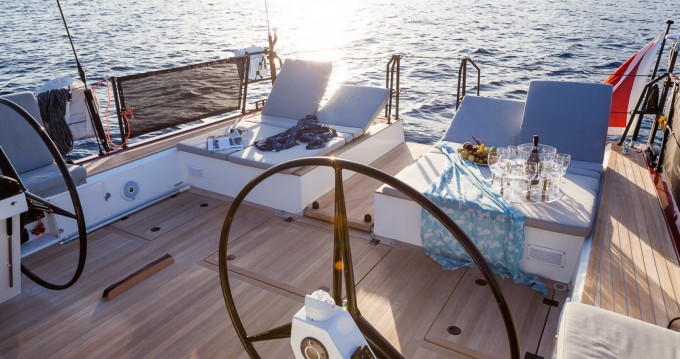 Verhuur Zeilboot Vismara met vaarbewijs