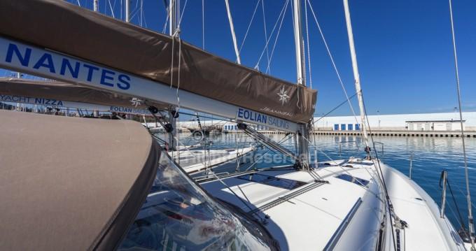 Verhuur Zeilboot in Capo d'Orlando - Jeanneau Sun Odyssey 440