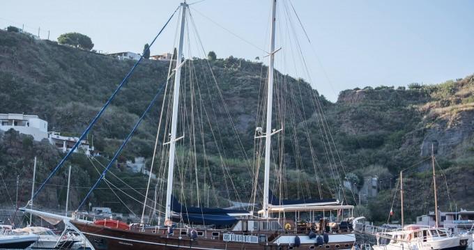 Huur Zeilboot met of zonder schipper  in Lipari