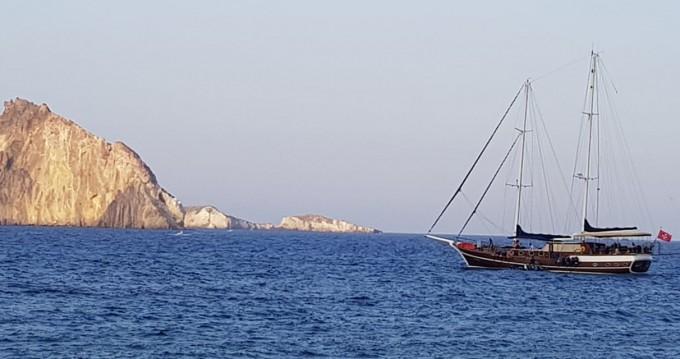 Verhuur Zeilboot in Lipari -  Gelidonya II
