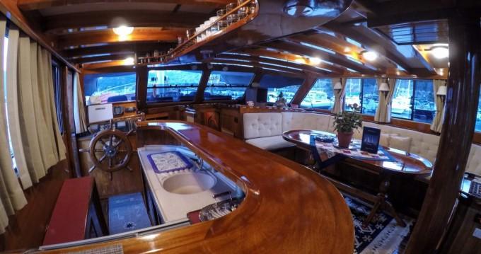 Bootverhuur  Gelidonya II in Lipari via SamBoat