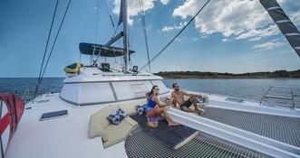 Verhuur Catamaran in Athene - Nautitech Nautitech 46 Fly