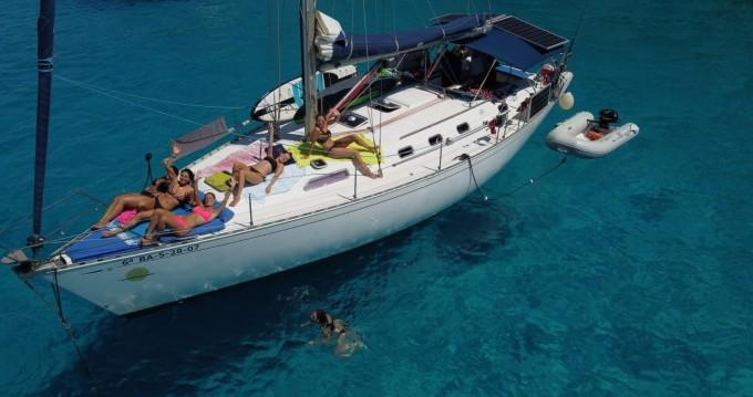 Huur Zeilboot met of zonder schipper Dufour in Ibiza Town