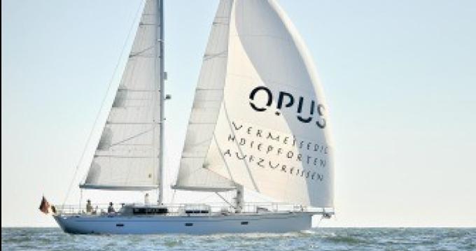 Verhuur Zeilboot Opus met vaarbewijs