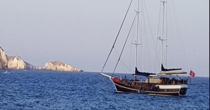 Jachthuur in Lipari -  Gelidonya II via SamBoat