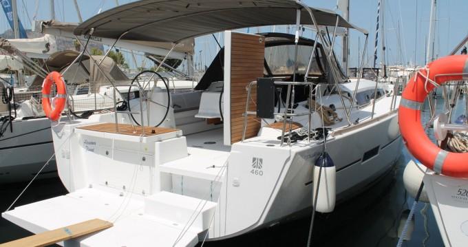Dufour Dufour 460 Grand Large te huur van particulier of professional in Marina di Portorosa