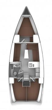 Huur Zeilboot met of zonder schipper Bavaria in Jezera
