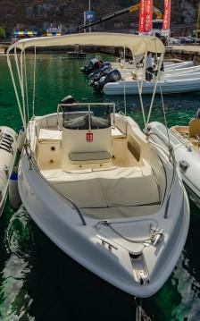 Verhuur Motorboot Silver met vaarbewijs