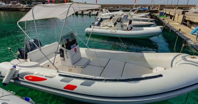 Rubberboot te huur in Cefalù voor de beste prijs