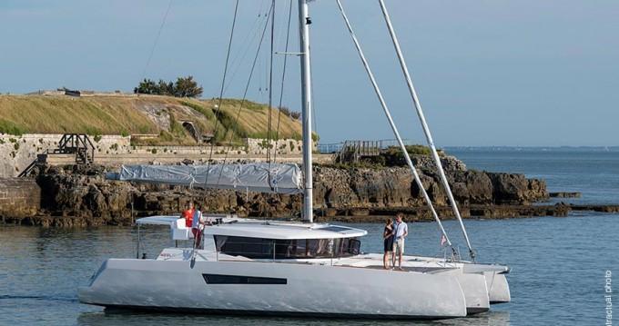 Huur Catamaran met of zonder schipper Neel in Marseille
