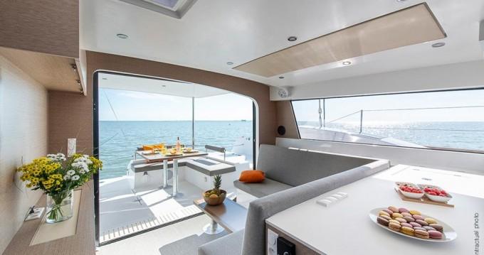 Verhuur Catamaran in Marseille - Neel Neel 47