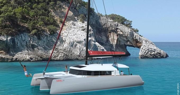 Verhuur Catamaran Neel met vaarbewijs