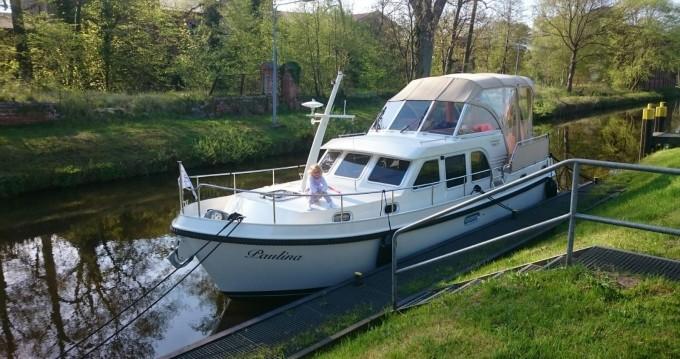 Huur Motorboot met of zonder schipper Linssen in Buchholz