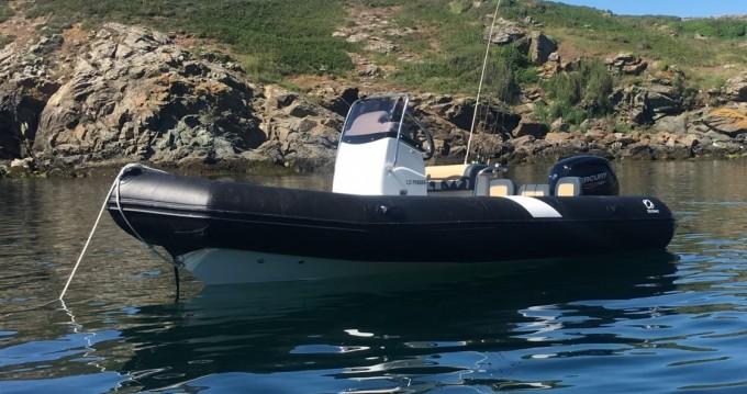 Verhuur Rubberboot in Lorient - Zodiac Pro Open 550